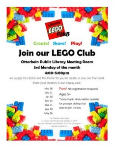 LEGO club large