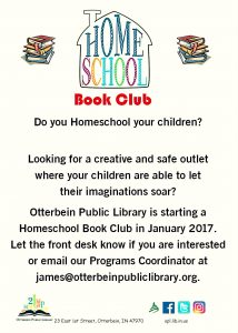 Homeschool Book Club