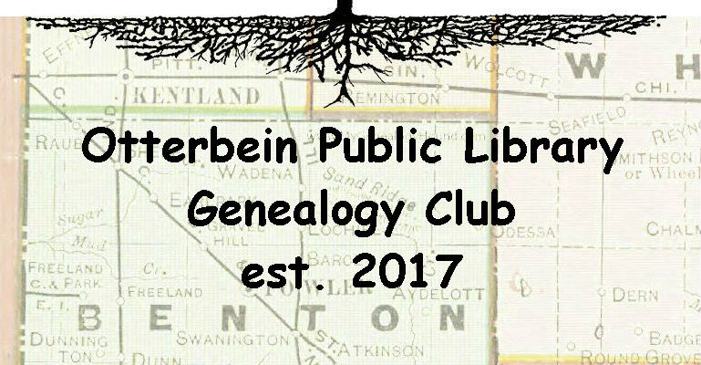 UPDATE: OPL Genealogy Club