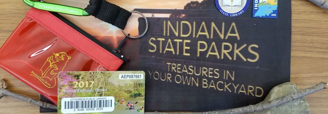 2017 Indiana State Parks Admission Permit