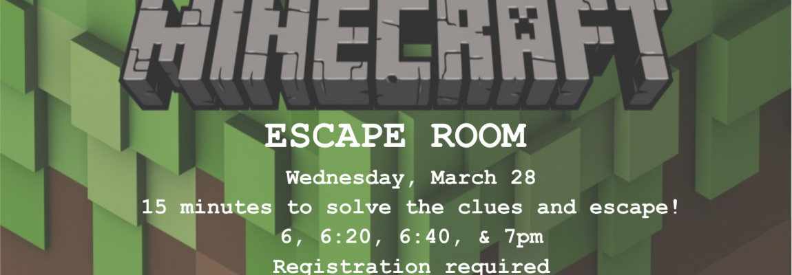 Minecraft Escape Room