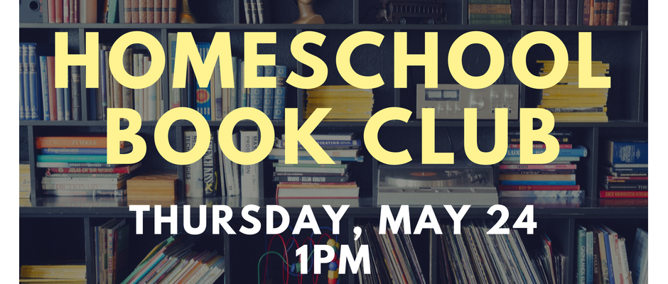 May Homeschool Book Club