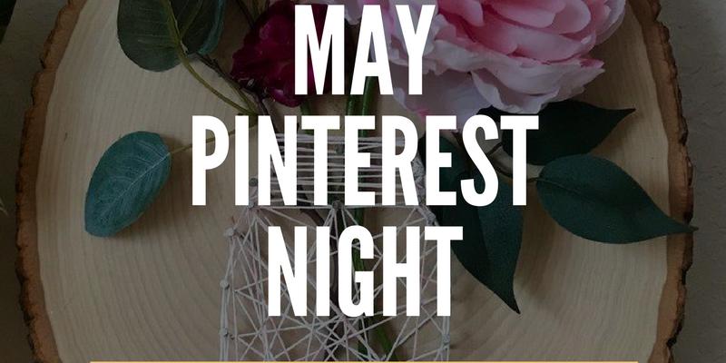 May Pinterest Night