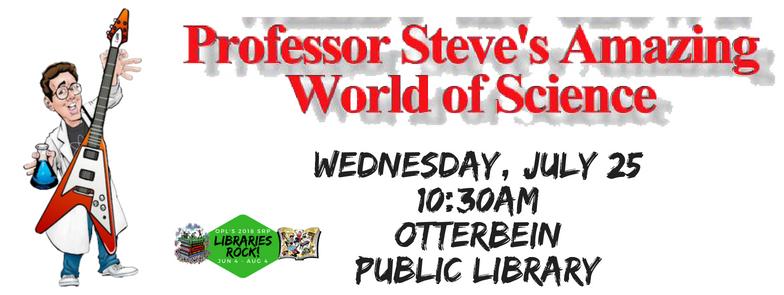 Professor Steve Scientist
