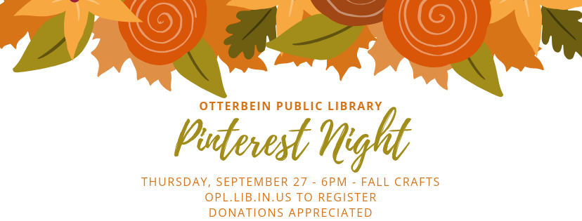 September Pinterest Night