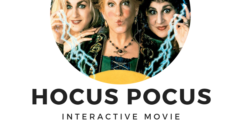 Hocus Pocus Interactive Screening