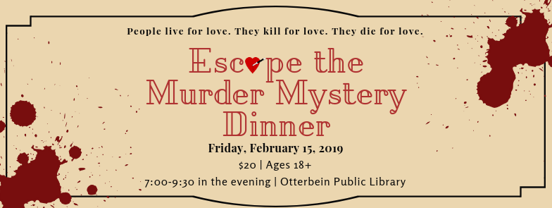 Escape the Murder Mystery Dinner