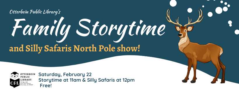 Family Storytime & Silly Safaris