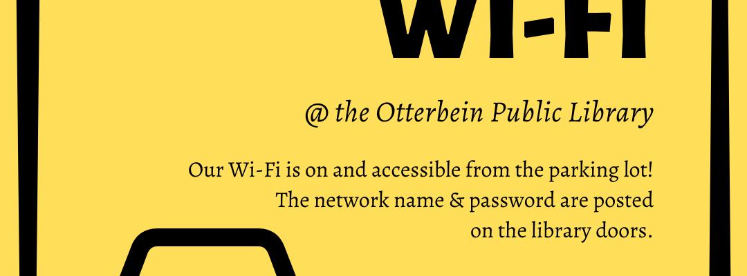 Drive-up Wi-Fi