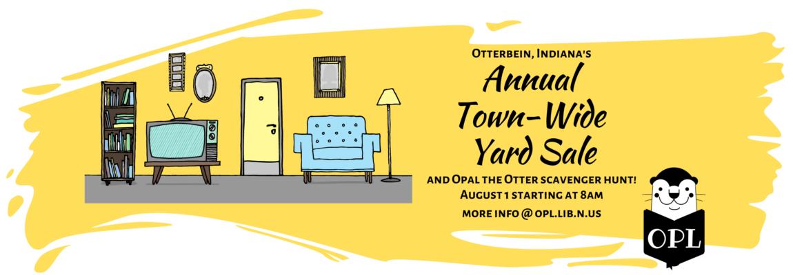 Otterbein Town-Wide Yard Sale