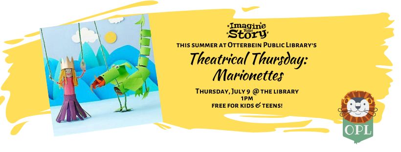 Theatrical Thursday: Marionettes