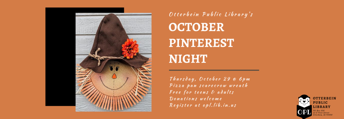 October Pinterest Night