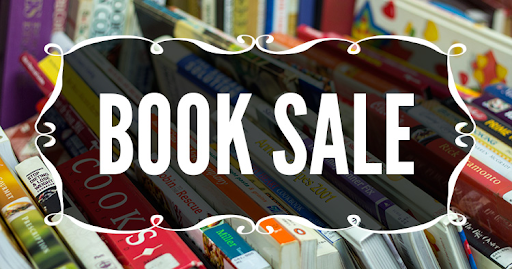 Book Sale May 17-21